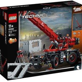 Lego Lego 42082 Kraan voor alle terreinen