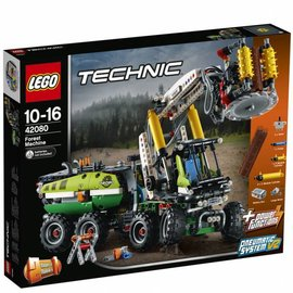 Lego Lego 42080 Bosbouwmachine