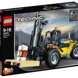 Lego Lego 42079 Robuuste Vorkheftruck