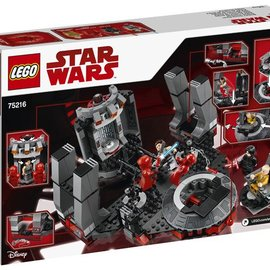 Lego Lego 75216 Snoke's Troonzaal