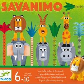 Djeco Djeco 8403 Jeux PM Savanimo