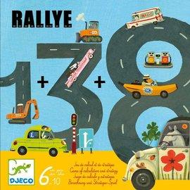 Djeco Djeco 8461 spel Rallye