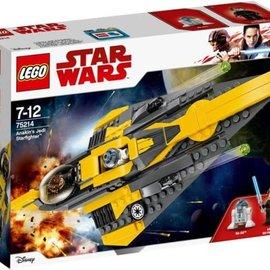 Lego Lego 75214 Anakin's Jedi Starfighter