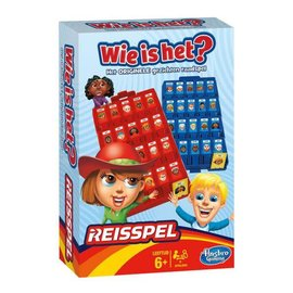 Hasbro Hasbro Wie is het reisspel