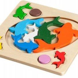 Philos Philos spelende vissen breinbreker