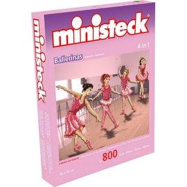 Ministeck Ministeck Ballerina 4in1. ca. 800 stukjes