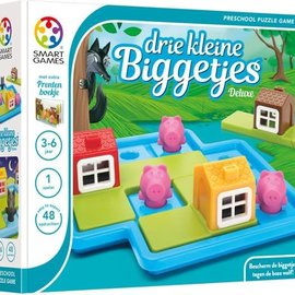 SmartGames SmartGames - Drie kleine biggetjes