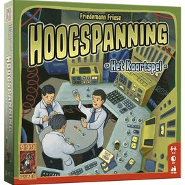999 Games 999 Games Hoogspanning: Het kaartspel