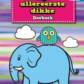 Tactic Selecta Mijn allereerste kleurboek