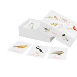 Spellen diverse Vogels memospel