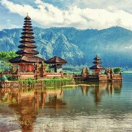 Educa Educa Ulun Danu Tempel - Bali (2000 stukjes)