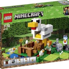 Lego Lego 21140 het kippenhok