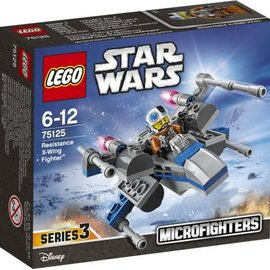 Lego Lego 75125 Resistance X-Wing Fighter
