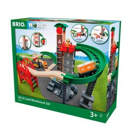 Brio Brio 33887 Houten Lift & Load set
