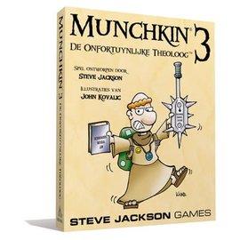PS Games Munchkin 3 - De onfortuynlijke Theoloog (Nederlands)