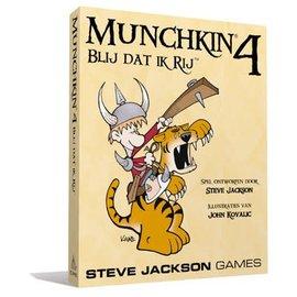 PS Games Munchkin 4 - Blij dat ik rij (Nederlands)