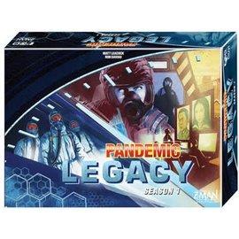 Z-Man Games Pandemic Legacy Blue Season 1 (Engels)