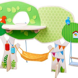 Haba Haba 303886 Little Friends - Boomhut