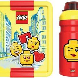Lego Lego Lunchset Iconic: Girl