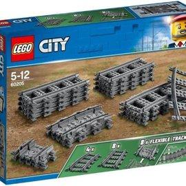 Lego Lego 60205 Treinrails