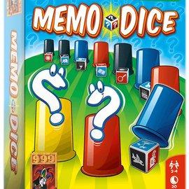 999 Games 999 Games Memo Dice