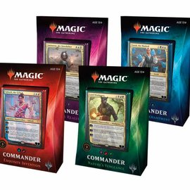 Magic The Gathering Magic the Gathering - Commander Deck
