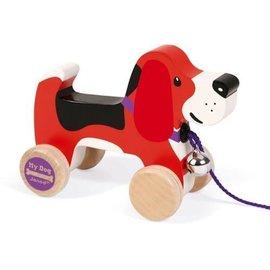Janod janod my dog- beagle trekfiguur