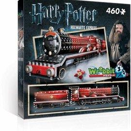 Wrebbit Wrebbit 3D puzzel Harry Potter - Hogwarts Express (460 stukjes)