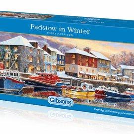 Gibsons Gibsons Padstow in Winter (636 stukjes)