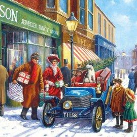 Gibsons Gibsons Family Christmas Shop (100 XXL stukjes)