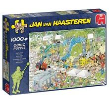 Jan van Haasteren puzzel - De Filmstudio's (1000 stukjes)