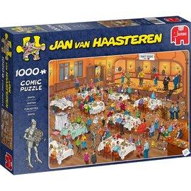 Jumbo Jan Van Haasteren puzzel - Darts (1000 stukjes)