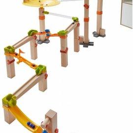 Haba Haba 303968 Knikkerbaan - Master construction kit, grote basisdoos (met speciale effecten)