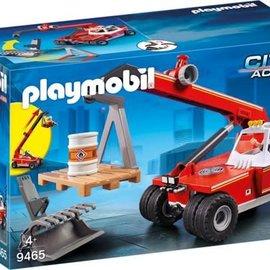 Playmobil Playmobil - Brandweer Hoogtewerker (9465)