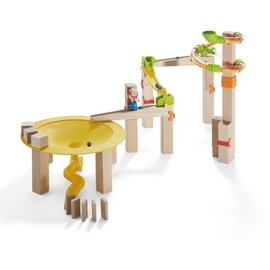 Haba Haba 302945 Knikkerbaan - Basisdoos Funnel Jungle