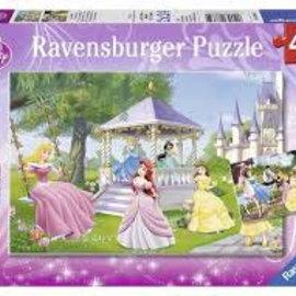 Ravensburger Ravensburger puzzel Disney Prinses Betoverende Prinses (2x 24 stukjes)
