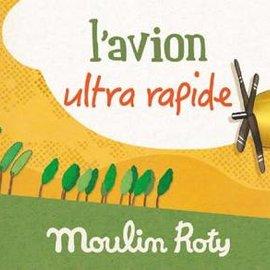 Moulin Roty Moulin Roty vliegtuig