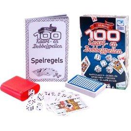 Clown Games 100 Kaart- en dobbelspellen