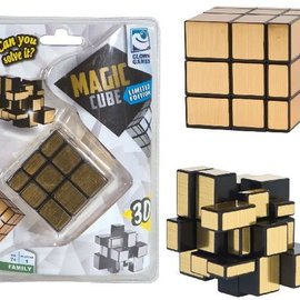 Clown Games Magic Cube 3D goud