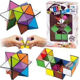 Clown Games Magic Cube 2-in-1