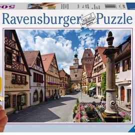 Ravensburger Ravensburger puzzel Rothenburg, Duitsland (500 stukjes)