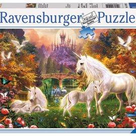 Ravensburger Ravensburger puzzel Betoverende eenhoorns (500 stukjes)
