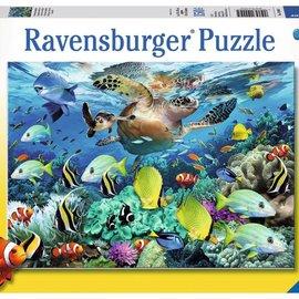 Ravensburger Ravensburger puzzel Onderwaterparadijs (150 XXL stukjes)