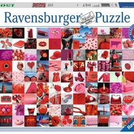 Ravensburger Ravensburger puzzel 99 mooie rode dingen (1500 stukjes)