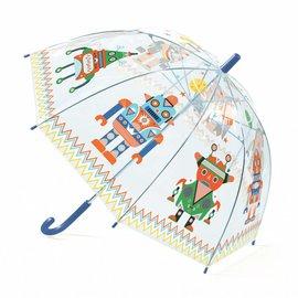 Djeco Djeco 4806 Paraplu - Robots
