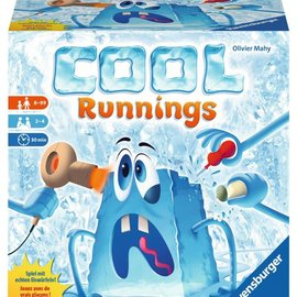 Ravensburger Ravensburger Cool Runnings (met echte ijsblokjes)