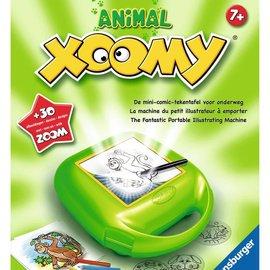 Ravensburger Ravensburger Animal Xoomy - De creatieve tekentafel voor onderweg