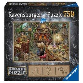 Ravensburger Ravensburger Escape Puzzel De heksenkeuken (759 stukjes)