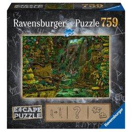 Ravensburger Ravensburger Escape puzzel De Tempel (759 stukjes)