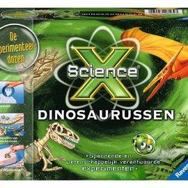 Ravensburger Ravensburger Science Experimenteerdozen Dinosaurussen